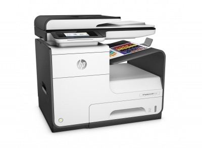 HP Page Wide 477 55ppm, A4, Color, Multifunction, WiFi, Duplex.